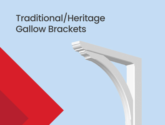 Traditional/Heritage Gallow BNrackets