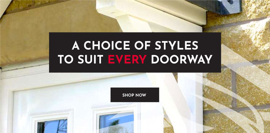 A choice of styles to suit every doorway