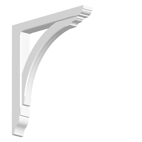 Duropolymer gallows bracket- Projection 580mm SWL 75kg GBO3